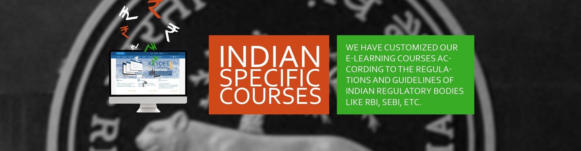 kesdee india specific courses