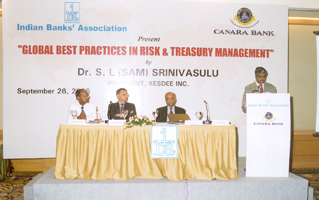 treasury management in indian bank The ctm program with the significant developments that have taken place in the capital, money, and foreign exchange markets in the recent years affecting volatility in exchange rates and.
